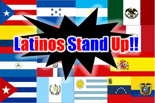 Whole Flags America Latin Pic